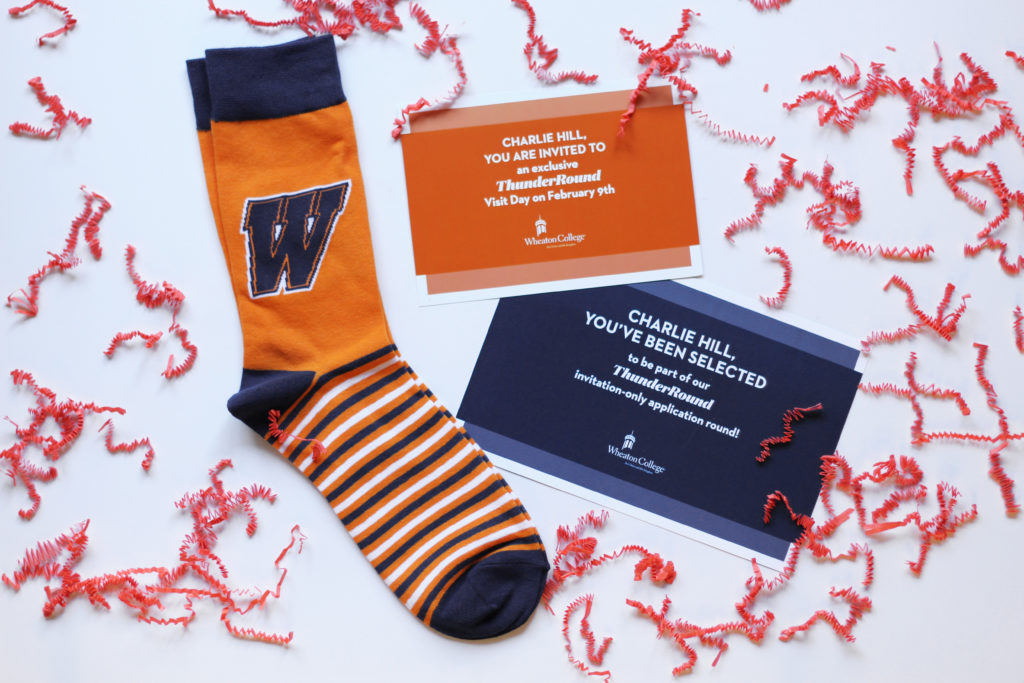 Wheaton College Invitations