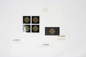 Foil Printing Business Cards - O'Neil Printing