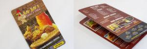 Lo-Lo's Chicken and Waffles Menu Printing