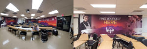 Commercial Printer Wide Format Large Format Installation